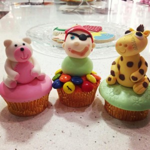 cupcakes a domicilio Madrid